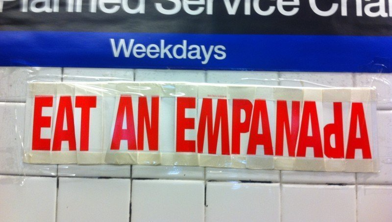 Eat an Empanada