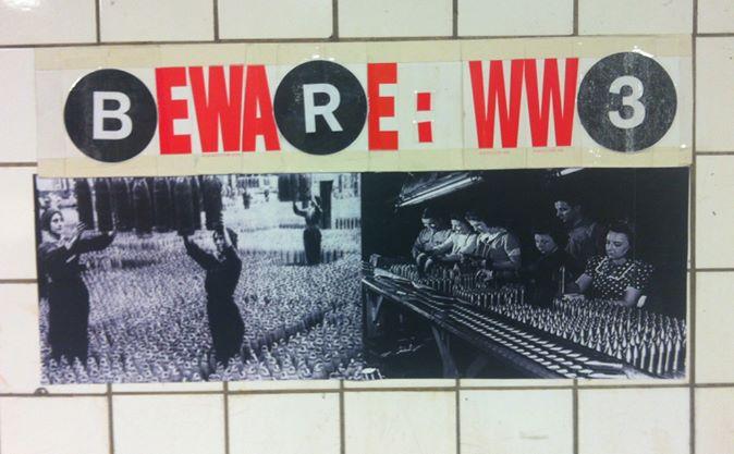 Beware: WW3