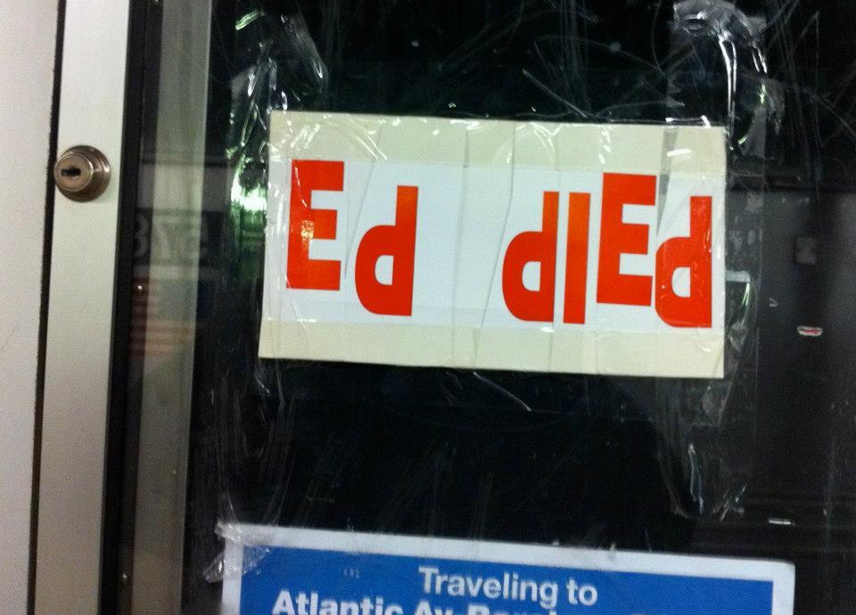 Ed Died